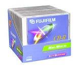 Fuji 15-Pack of 80-Minute CD-R Discs (25301415)