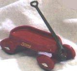 1937 Scamp Wagon Hallmark Kiddie Car Classics Sidewalk Cruisers (Cruiser Wagon)