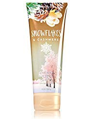Bath & Body Works Ultra Shea Cream Snowflakes & Cashmere