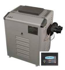 Zodiac Legacy LRZ250EP Digital Control 250K BTU Propane Gas Polymer Header Heater ()