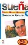 Suena 4, Nivel Superior: Espanol Lengua Extranjera- Cuaderno de Ejercicios (Spanish Edition)