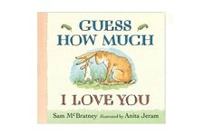 Kids Preferred Guess How Much I Love You Board Book