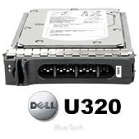 G5078 Compatible Dell 300-GB U320 SCSI HP 10K w/9D988