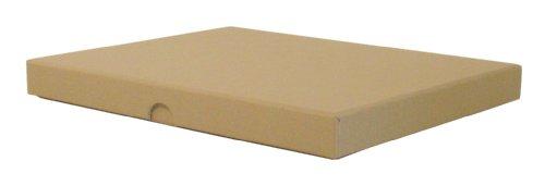 cargo Premier Archival Presentation Box 8.5x11x1, Cobblestone, 4 Pack by CarGo