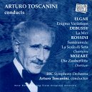 Arturo Toscanini Conducts Elgar, Debussy, Rossini, and Mozart