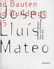Ideas and Buildings, 1992-1995, Josep L. Mateo, 3764355956