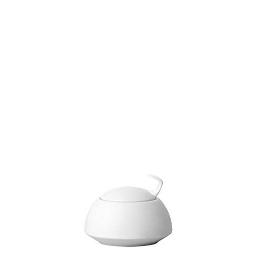 Sugar Bowl, Covered, 7 ounce | TAC 02 Skin Silhouette (Silhouette Rosenthal)