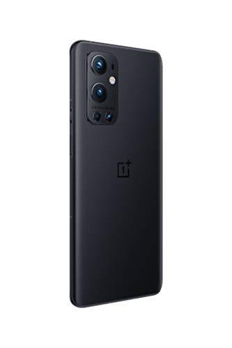 ONEPLUS 9 Pro 5G Smartphone con cámara Hasselblad para móvil - Stellar black, 12GB de RAM + 256GB