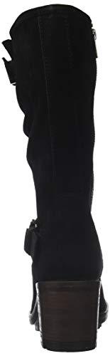 Mujer noir Tropéziennes Les Altas Leoncel Belarbi Para Negro Par M Botas 546 86rqv61w