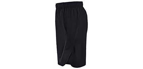 Nike Pantaloncini 8 pollici Hyperspeed Woven Negro (Black/Black)