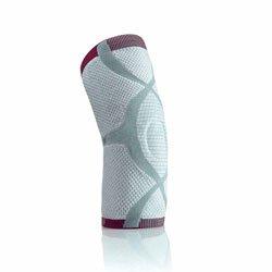 Orthopedic Knee Braces (FLA 3D Orthopedic Knit Compression Knee Support Brace, Pro-Lite Small - White - (75888-02))