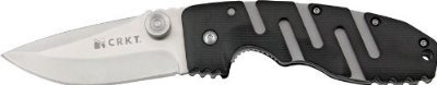 CRKT-Ryan-Model-7-Folding-Knife-3375in-Stainless-Blade-Black-Zytel-Handle-6803-SZ