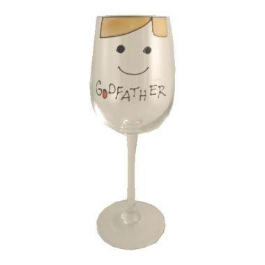 Godfather Wine Glass (Cami)