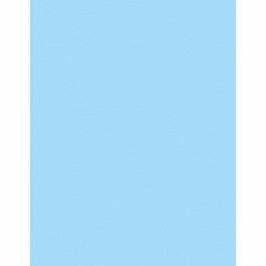 Xerox Pastel Paper Blue, 20 LB, 8 1/2 x 14, 500 Sheets