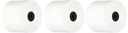 Universal Adding Machine/Calculator Roll 16 Pound 1/2-Inch Core 2-1/4-Inch x 150 Feet, White, Pack of 3 (UNV35720)