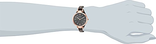 Fossil Women's ES3077 Georgia Rose Gold-Tone Stainless Steel Watch