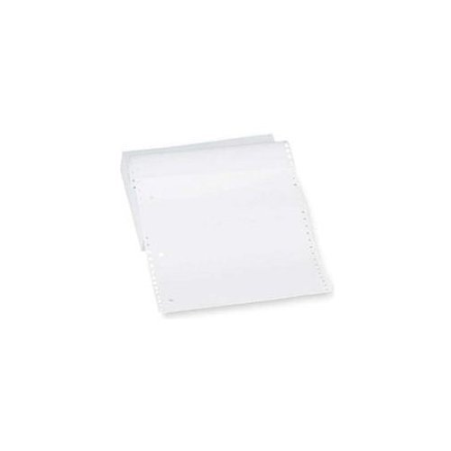 Sparco Continuous Paper -Statement -8.50-Inch x5.50-Inch -20 lb -4800/Carton -White S.P. Richards CA SPR62447