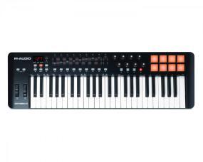 M-Audio Oxygen 49 IV USB MIDI Keyboard Controller mit