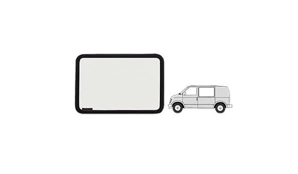 12905c31cb Amazon.com  VW40279L - CRL Fixed Window - Driver Side Forward 1985+ Chevy  Astro   GMC Safari 38-1 2