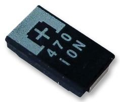 Tantalum Capacitors - Polymer SMD 2.5volts 330uF ESR 25mohm