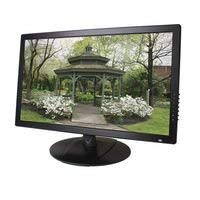 82-20545 - 18.6'' LED Wide Screen Security Monitor with BNC, VGA and HDMI Input