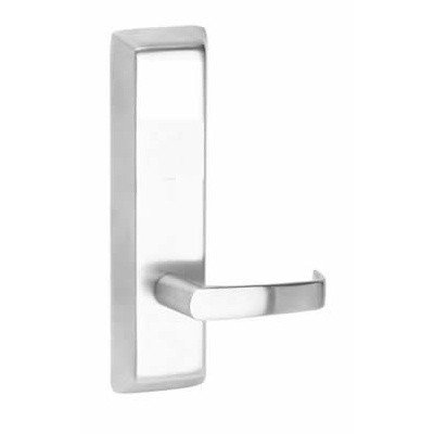 Corbin Russwin N910 Passage Function Exit Device Trim. Right Hand Reverse. 630 Satin Stainless Steel (US32D)