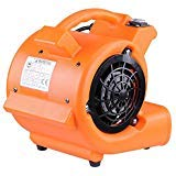Commercial Air Mover Blower Portable Carpet Dryer Floor Drying Industrial ()