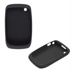 New Blackberry 10285 Hdw-24211-001 Rubberized Skin 8520 8530 Curve Stretchable Silicone Rubber