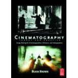 Cinematography - Theory & Practice (02) by Brown, Blain [Paperback (2002)]