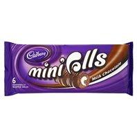 Cadbury Mini Rolls (6)