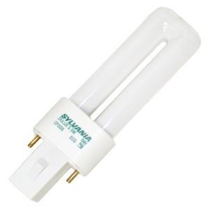 Dulux 5 Watt T4 Compact Fluorescent Bulb -