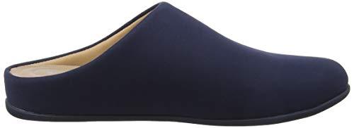 Donna Pantofole Chrissie Fitflop 399 Navy Blu midnight xgECwq