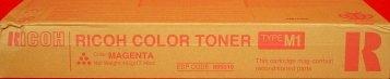 Ricoh M1 Original Brand (OEM) Toner: Magenta 885319 885319 Magenta Toner