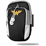 [BENS Avengers Wonder Woman Logo Armband Arm Bag Package For Sports Running For Iphone Samsung Galaxy Key] (Costume Wonder Woman Ebay)