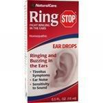 NaturalCare Ringstop Ear Drops, 0.5-Ounce