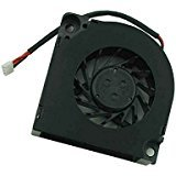 CPU Cooling Fan for ASUS M6V M6000V M6VA Z70VA M7/V Z71V Z71VA Series New Notebook Replacement Accessories DC5V 0.19A P/N UDQFC50G3FAS ()