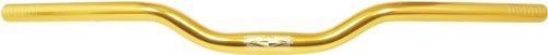 Action MTB Lenker Legierung 1–1 5,1 cm Rise 25,4 mm Gold