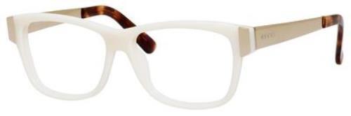 Eyeglasses Gucci 3719 0IJS Ivory - Gold Gucci Mens Eyeglasses