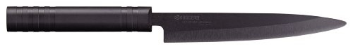 Kyocera 7-Inch Revolution Sushi Knife, Black Blade by Kyocera