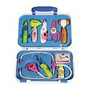 Deluxe Electronic Child Medical Doctor Play Set - 10 Quality Pieces