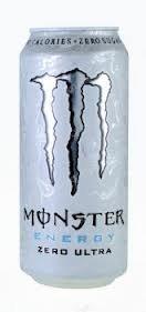Pack Monster Energy Zero Ultra