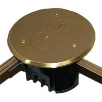 Allied Moulded FB-3 Floor Box Assemblies