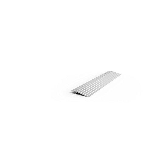 Aluminum Threshhold Ramp Size: 1'' H by EZ-Access