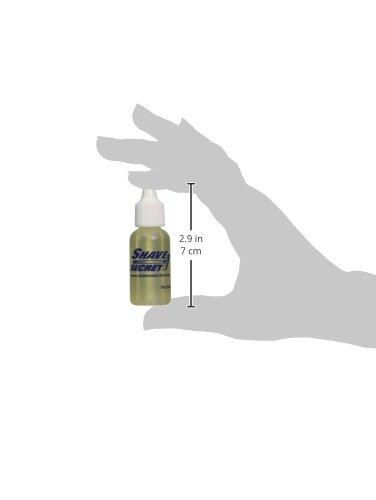 Shave Secret Afeitado aceite-el mejor afeitado alguna vez! 18,75 Ml - 4 valor de paquete!!: Amazon.es: Belleza