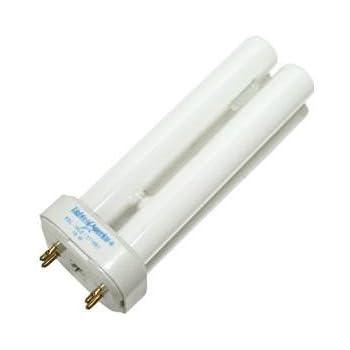 Lights of America 02118 - LOA2118BC FDL18LE 18W Double Tube 4 Pin Base Compact Fluorescent Light Bulb