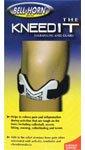 Kneedit Knee Guard - KneedIT Knee Guard in White / Black