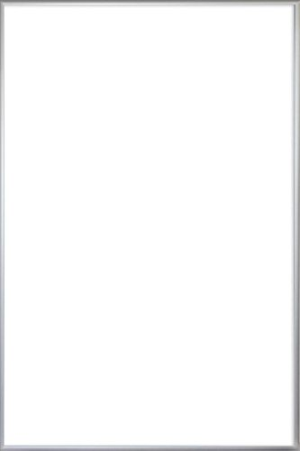 Amazon.de: Alu Posterrahmen, Hochwertiger Wechselrahmen, 61 x 91, 5 ...