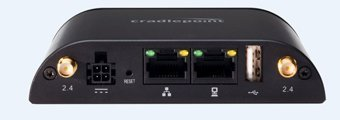 CradlePoint IBR600 M2M Integrated Broadband Router with AT&T Multi-Band Embedded Modem & WiFi
