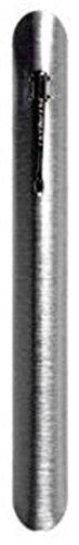 (Franmara 1127-BU Brushed Aluminum Waiter Crumb Scraper with Nickel-Plated Pocket Clip)