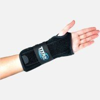 Titan Wrist   Lacing Orthosis   Wrist   Forearm Right Xs  Wrist Model Only  By Hely Weber